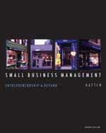 Small Business Manag…,9780618999361