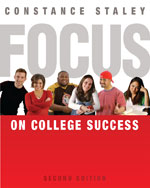 FOCUS on College Suc…,9780495803355