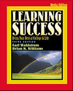 Learning Success: Be…,9780534573140