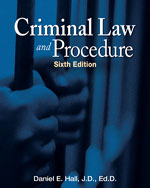 Criminal Law and Pro…, 9781111312725