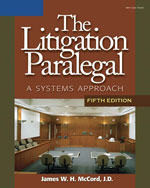 Litigation Paralegal…,9781418016081