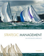 Strategic Management…,9781285184487