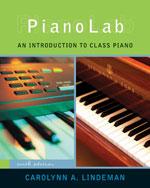 PianoLab: An Introdu…,9780495189749
