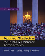 Applied Statistics f…,9780495501107