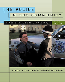 The Police in the Co…,9780534539467