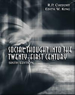 Social Thought Into …,9780155064027