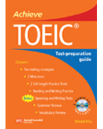 Achieve TOEIC®, 1st …,9780462004464