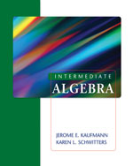 Intermediate Algebra…,9780495387985
