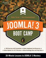 Joomla! 3 Boot Camp:…, 9781285764672