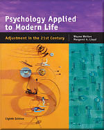 Psychology Applied t…,9780534608590