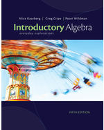 Introductory Algebra…