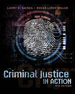 MindTap™ Criminal Ju…,9781285765457