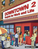 Downtown 2: Text/Aud…,9781424088126