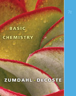 Basic Chemistry, 7th…,9780538736374