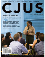 CJUS (with Review Ca…,9781439043936