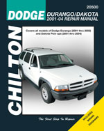Dodge Durango/Dakota…,9781563927058