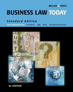 Business Law Today, …,9780324654554