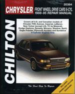Chrysler Front-Wheel…,9780801986727