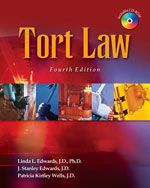 Bundle: Tort Law, 4t…,9781435423398