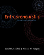 Entrepreneurship (wi…,9780324323412