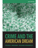 Crime and the Americ…, 9781111346966
