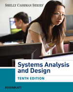 Systems Analysis and…, 9781285422701