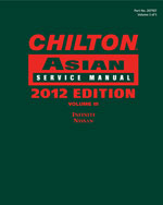 Chilton Asian Servic…,9781285471075