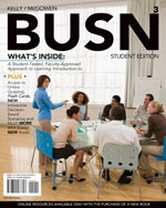 Bundle: BUSN (with R…,9781111409265