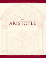 On Aristotle, 1st Ed…,9780534576073