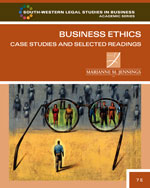 Business Ethics: Cas…,9780538473538