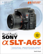 David Busch's Sony A…,9781133597124