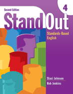 Stand Out 4: Audio C…,9781424009725