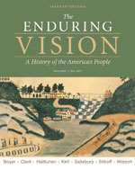 The Enduring Vision:…,9780495800941