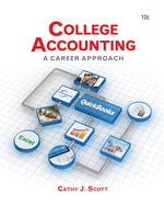 College Accounting: …