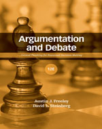 Bundle: Argumentatio…,9780495639718