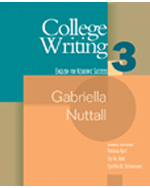 College Writing 3: T…