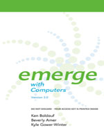 Emerge with Computer…