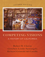 Competing Visions: A…,9781133943624