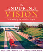 The Enduring Vision:…,9780495793595