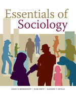 Essentials of Sociol…,9781133630395
