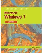 Microsoft® Windows 7…, 9780538749053