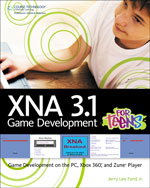 XNA 3.1 Game Develop…,9781435454385