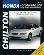 Honda Accord and Pre…,9780801991189