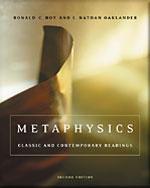 Metaphysics: Classic…,9780534641344