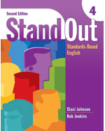 Stand Out 4: Text/Re&hellip;,9781424041541