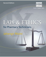 Law and Ethics for P…,9781285082066