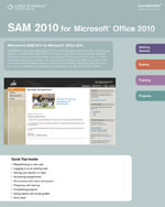 SAM 2010 for Microso…,9781111525781