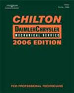 Chilton 2006 Daimler…,9781418006006