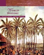 World History, Volum…,9780495050537