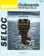 Mercury Outboards, 6…, 9780893300142